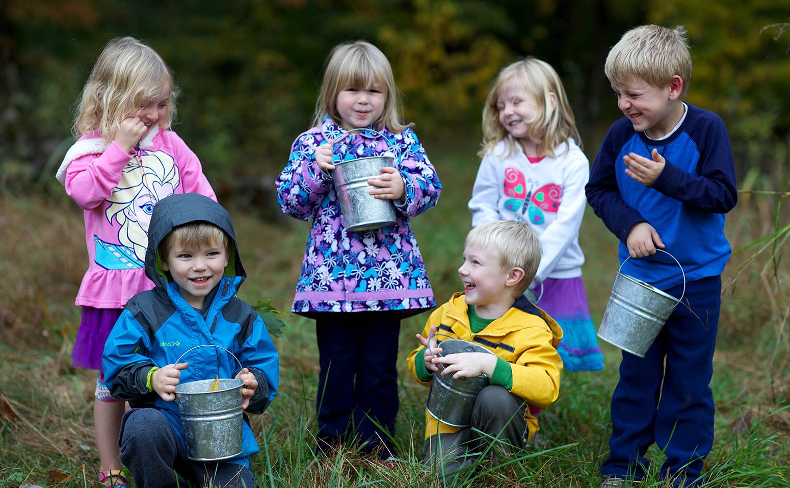 Activités nature pour scolaires et centres de loisirs