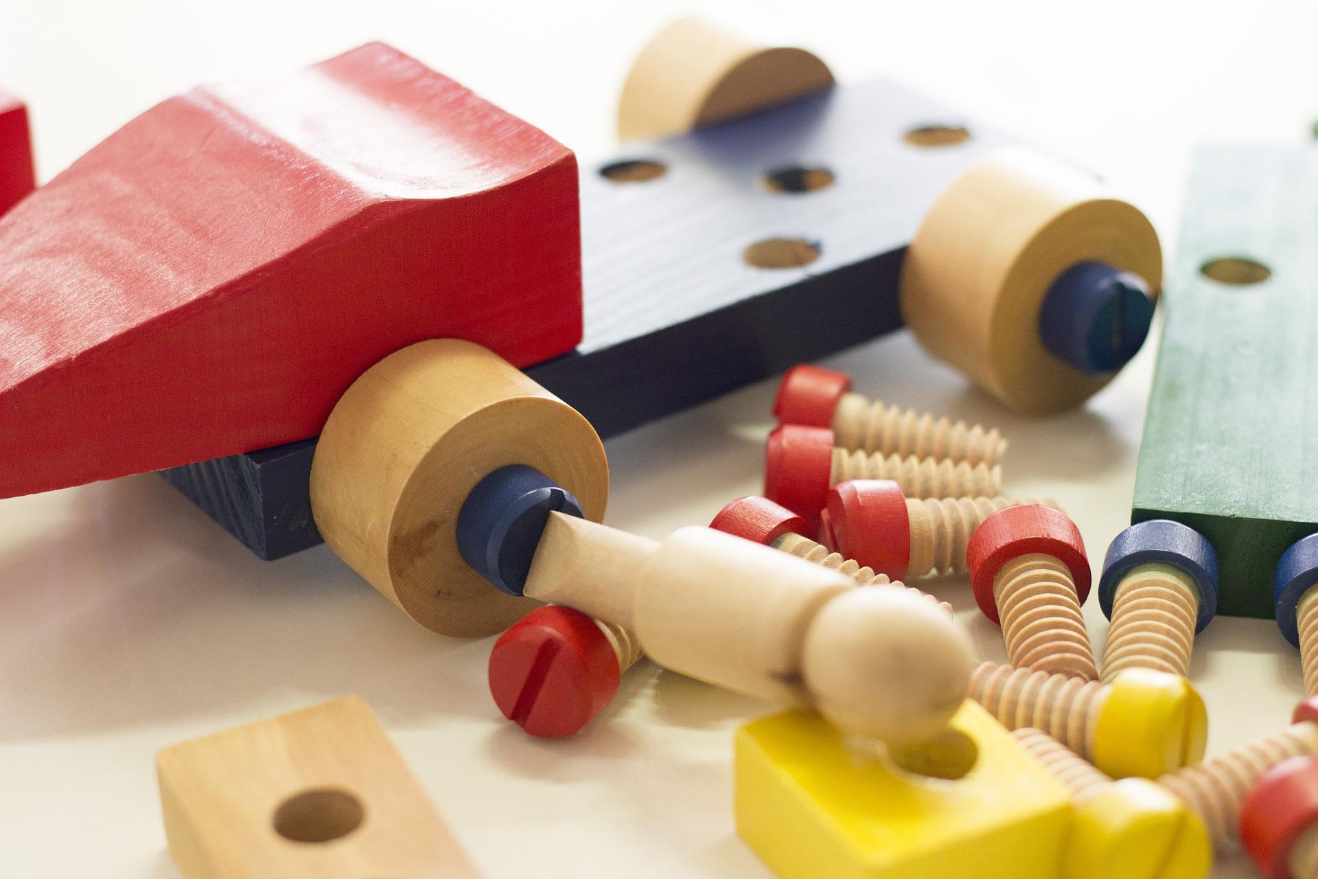 ...du bois au jouet